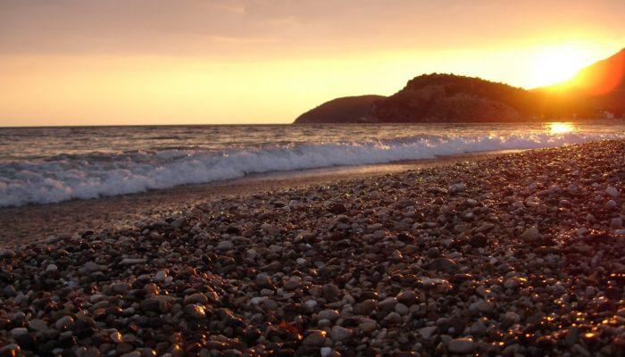 Sutomore plaža